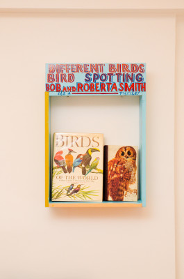 Bob and Roberta Smith, The Department of  Ornithology, 2009