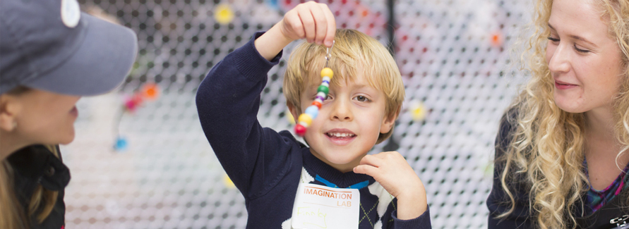 Join usfor ourBead My Brainworkshop where participants can create their own necklaces using colour coded-beads relating to a colour-coded map of the brain