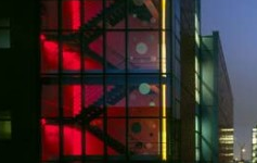 Transforming the Pathology and Pharmacy building into a glowing architectural beacon, artist Martin Richman was commissioned to create an impressive light installation.