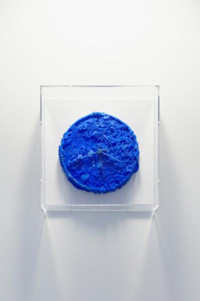 Roger Hiorns, Untitled 2012