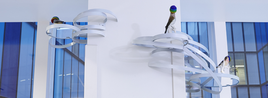 Nests (Spectrum Flock) 2012