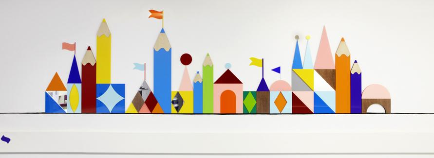 A Journey Around my Pencil Case, 2012