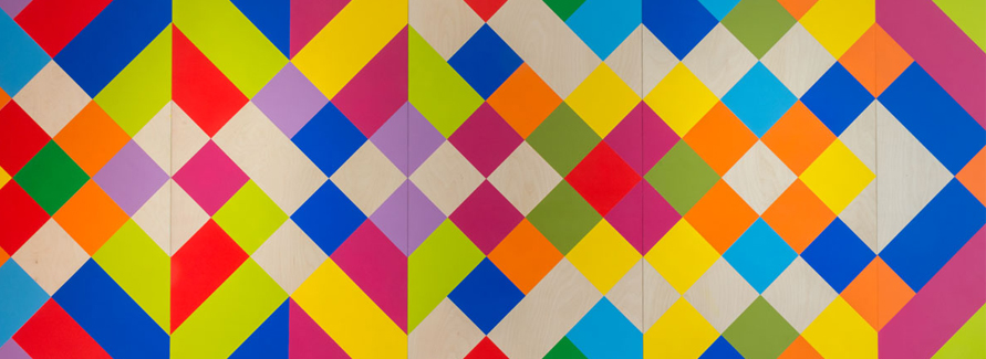 Morag Myerscough Vital Arts